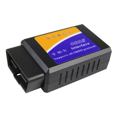 Super ELM327 WIFI V1.5 OBD2 Car Diagnostic Scanner Elm327 WI-FI Mini ELM 327 iOS Diagnostic Tool