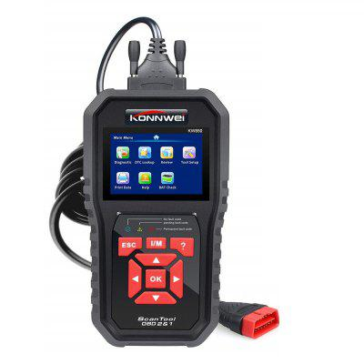 KONNWEI KW850 OBD Reader Auto Diagnostic Scanner