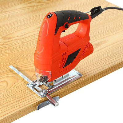 6 Variable Speed Electric Saw Scroll With 10 Pieces Blades 710W Multifunctional Electric Saws