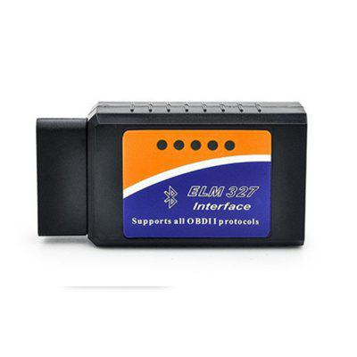 V2.1 Elm327 Bluetooth Adapter Obd2 Auto Diagnostic Scanner For Android Elm-327 Car Diagnostic Tool