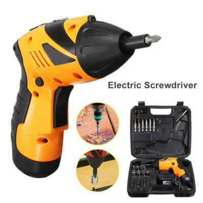 High Quality 45-In-1 Foldable Electric Drill Cordless Screwdriver Mini Drill Power Tools Set