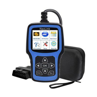 Deelife OBD2 Scanner Car Code Reader Professional Diagnostic Tool
