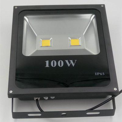 LED Flood Light 100W Halogen Floodlights Factory Price  8PCS