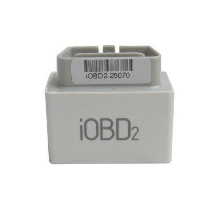 OBD2 Bluetooth OBD2 EOBD Auto Scanner for iPhone  Android by Bluetooth iOBD2 Scan Tool