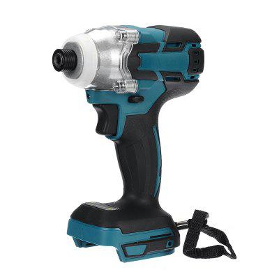18V 520N.m Cordless Electric Screwdriver Speed Brushless Impact Wrench Rechargable Drill Driver