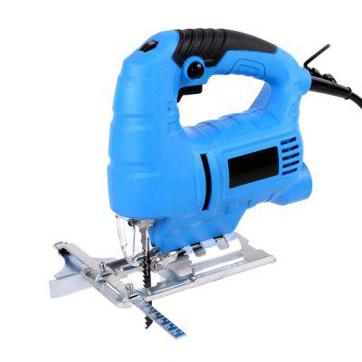710W Electric Curve Scroll Saw Woodworking Metal Wood Circular Cutting Tool Scroll Sweep Saw Kit