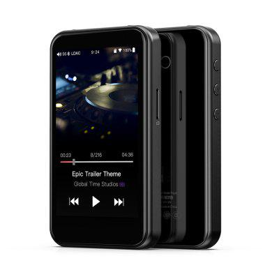 Hi-Res Android Based Music Player with LDAC HiFi Bluetooth Support WiFi AirPlay