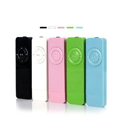 USB U Disk MP3 Player Lossless Sound Music Media MP3 Player Support Micro TF Card