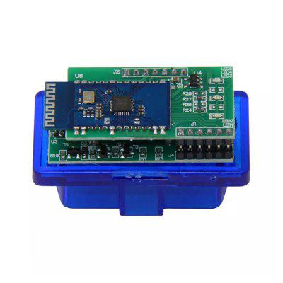 Dual 2PCB Best Bluetooth ODB2 Scanner  Firmware ELM327 Auto Car Diagnostic Device Scan Tool