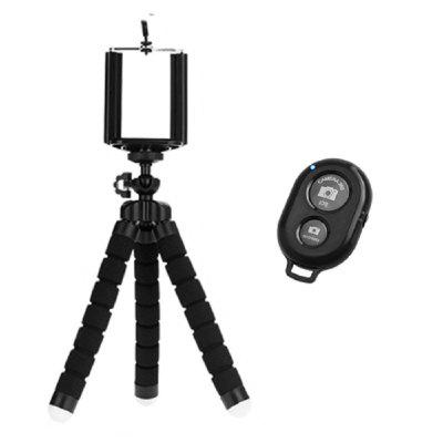 Tripod for phone tripod monopod selfie remote stick for mobile phone holder bluetooth tripods