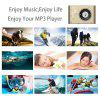 IPX8 Waterproof Clip MP3 Music Player Swimming Diving Surfing with FM Radio
