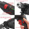 High Power 220V Power Tools Adjustable Speed Electric Impact Drill Electric Hammer Dual-use