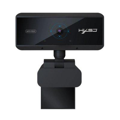 Auto Focus Webcam HD 1080P Webcam Built-In microphone High-End Video Call Web Camera for PC Laptop