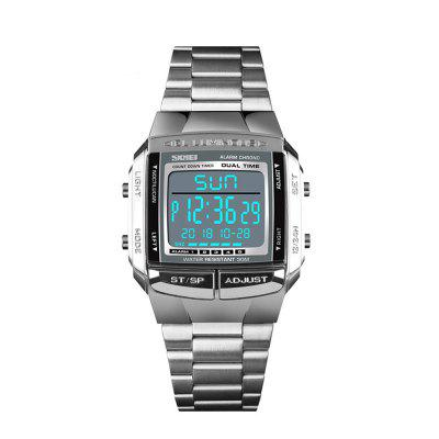 Mens Watch Luxury Clock Electronic LED Waterproof Digital Sports Watches