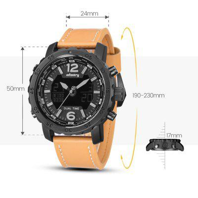 Military Watch Men LED Digital Quartz Mens Tactical Watches