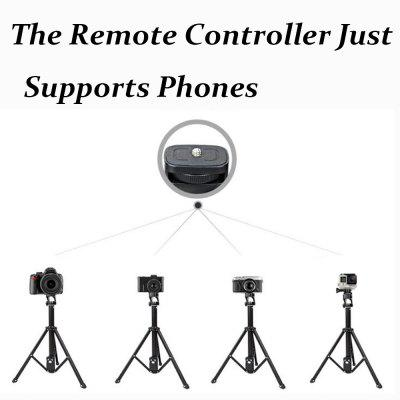 3-in-1 Bluetooth Remote Shutter Handle Selfie Stick Mini Tripod For IOS Android