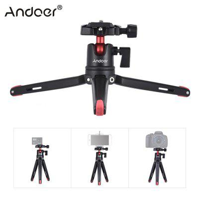 Tripod Stand for Mobile with Ball Head for Canon for Nikon for Sony for DSLR for Smartphone