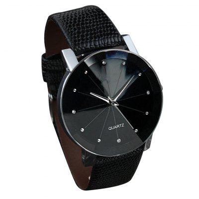 Gents Men Quartz Watch Bracelet Charm Jewelry Casual Couple Clock for Men Luxury Watch