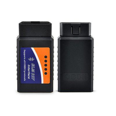 Elm327 Bluetooth Adapter Obd2 Auto Diagnostic Scanner for Android Car Diagnostic Tool