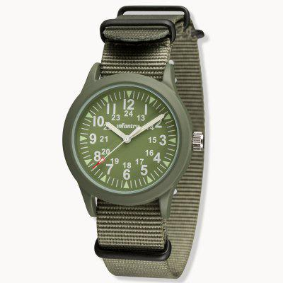 Military Watch Men Luxury Army Tactical Watch