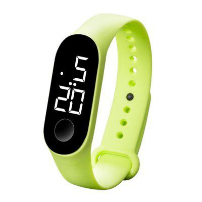 LED Electronic Sports Luminous Sensor Watches Fashion Digital Watch