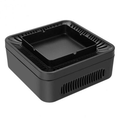 Mini Air Purifier for Allergies with Activated Carbon Filter Odor Allergies Eliminator