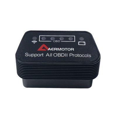 Wifi OBD2 Scanner Car Code Reader  ELM327 Scanner Car Diagnostic Tool