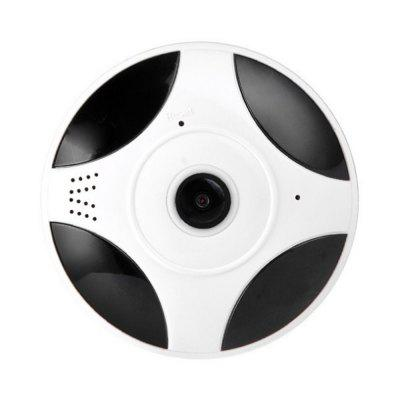 Panoramic Virtual Webcam Ceiling Flying Saucer Monitoring Wireless Phone Remote 360 Degree