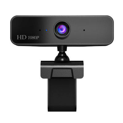 HD 1080P Webcam Microphone Auto Focus Video Call Computer Peripheral Web Camera for PC Laptop