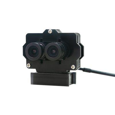 1MP 720P Webcam Dual Lens USB Camera Module VTX VR Box Goggle for 3D Video Virtual Reality