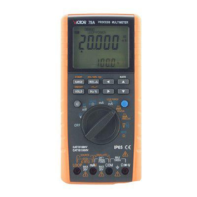 New VICTOR VC79A Multifunction Meter Process Calibrator Thermometer