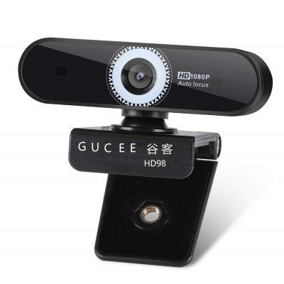 HXSJ S30 1 Megapixel HD Camera Webcam with Microphone Clip-on 30 Degree