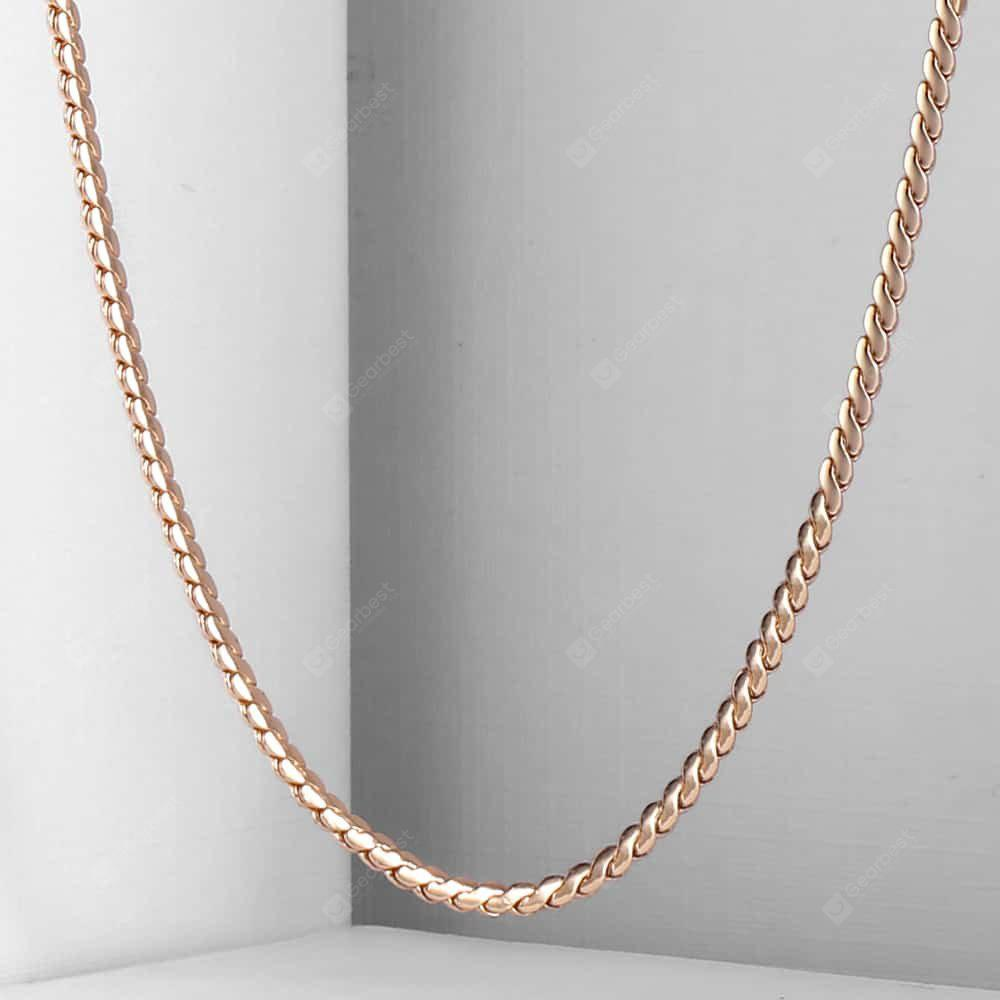 Real 14k White Gold Cable Link Chain 0.5mm Necklace Womens Mens Unisex Jewelry