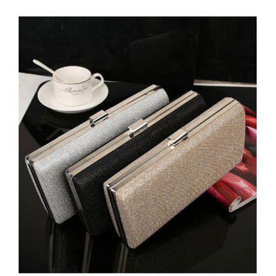 Women Clutch Bag Diamond Sequin Clutch Female Crystal Clutch Evening Bag with Chain