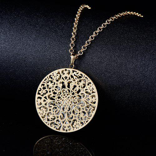 Women Nut Pine Cone Pendant Charm Gold//Silver Necklace Chain Jewelry SA