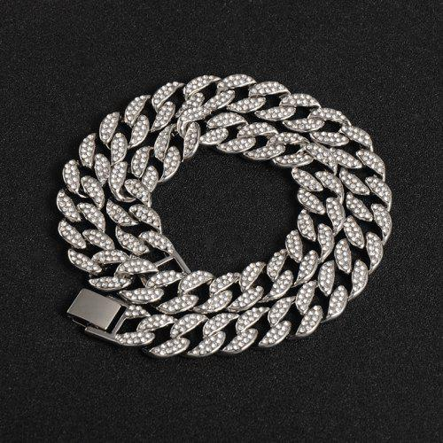 chain Black  braided faux leather necklace x 10  app 3mm wide x app 46cm long
