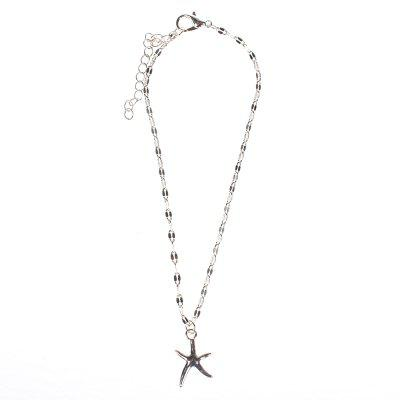 Boho Starfish Women Anklet Foot Chain Jewelry Ankle Bracelet Femme Cheville