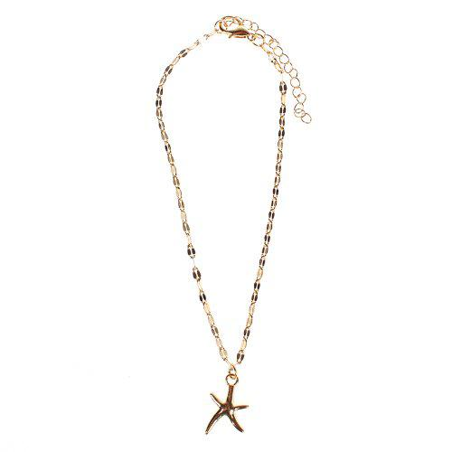 Starfish Anklet Foot Chain Femme Fashion Jewelry Boho Ankle Bracelets For Women