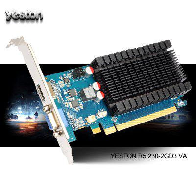 GPU 2GB GDDR3 64 bit Gaming Desktop Computer PC Video Graphics Cards
