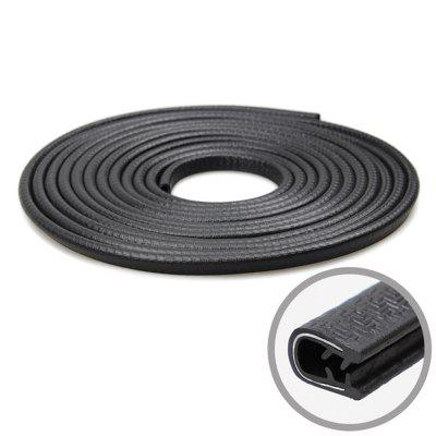 10m Car Door Edge Protector Strip Auto Sealing Stickers