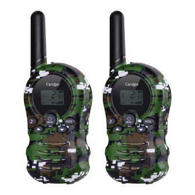 EU Fre 8 Channel 2pcs Walkie Talkies FRS GMRS 446 MHZ Two Way Radio