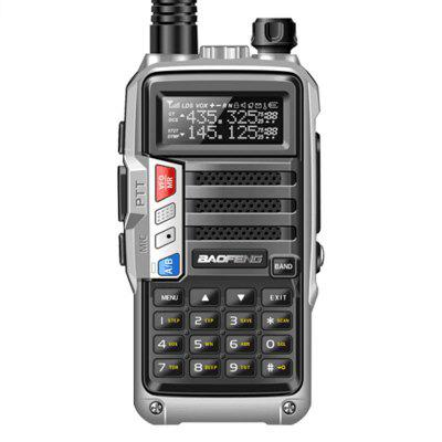 UV-S9 Hiking Walkie Talkie CB Radio Transceiver 8W 10km Long Range Portable Two Way Radio