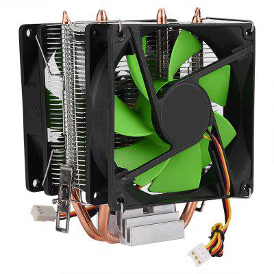 90mm 3Pin CPU Cooler Heatsink Quiet Fans for Intel LGA775 1156 1155