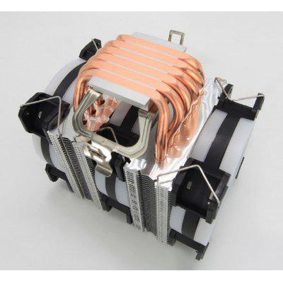 ST-90 CPU Cooler 6 Heatpipe with RGB 4pin CPU Fan High Quality CPU Cooling New Arrival