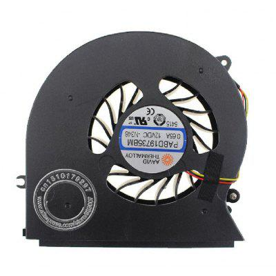 3pin 0.65A 12VDC CPU Cooler for MSI MSI GT72 GT72S GT72VR 6QD 6RD MS-1781 MS-17