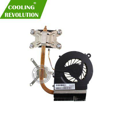 New Radiator for HP Pavilion G4-1000 G6-1000 G7-1000 G4 G6 G7 Laptop CPU Heatsink Cooling Fan