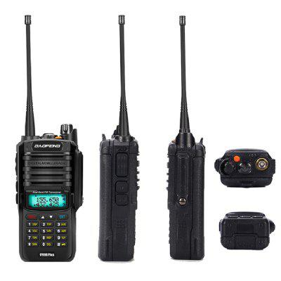 Uv-9R Plus Super Long Range Walkie Talkie 50km Ski Two Way Radio for Skiing with 10W Power