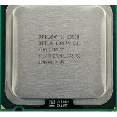 Intel Core 2 Duo E8500 CPU Processor Dual-Core Socket 775 E8400 E8600