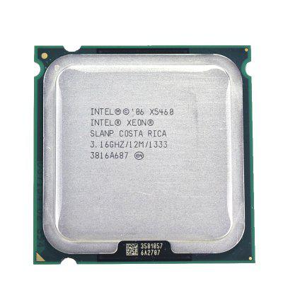 12M 1333Mhz CPU Works on LGA 775 Motherboard for Intel Xeon x5460 Processor 3.16GHz