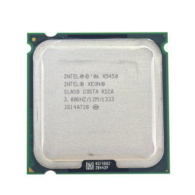 CPU works on LGA775 Motherboard for Intel Xeon X5450 Processor 3.0GHz 12MB 1333MHz